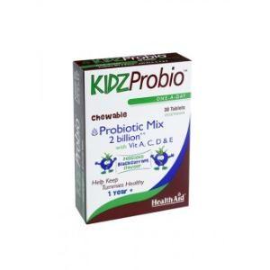 kidzprobio health