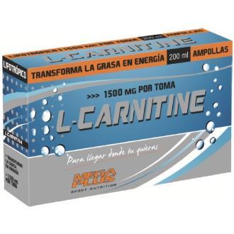 L-Carnitina 1500mg