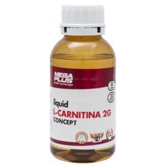 L-Carnitina Liquid 2G Concept