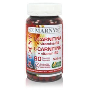 l-carnitina marnys