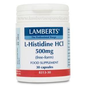 l-histidina hcl