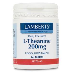 l-teanina 200mg