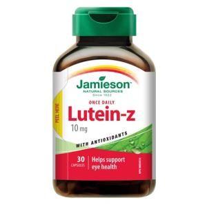 lutein-z jamieson