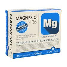magnesio con b6