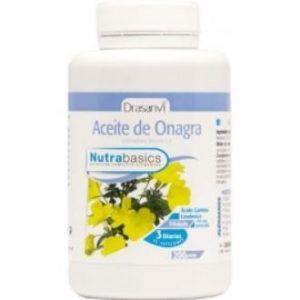 nutrabasics aceite de onagra