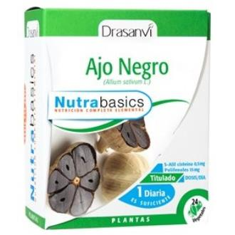 NutraBasics Ajo Negro