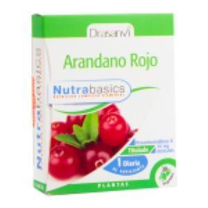 NutraBasics Arandano Rojo