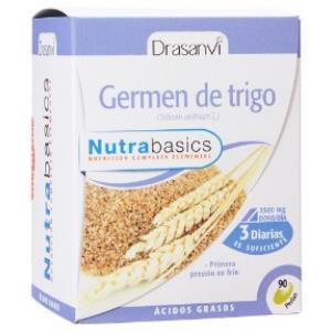NutraBasics Germen de Trigo