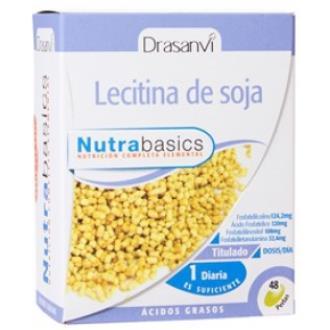 NutraBasics Lecitina