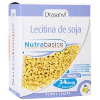 NutraBasics Lecitina de soja
