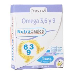 NutraBasics Omega 3 6 9