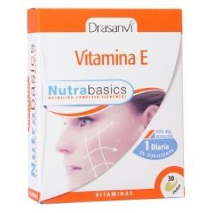 NutraBasics Vitamina E