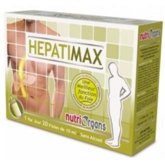 nutriorgans hepatimax