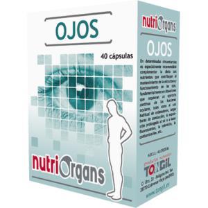 nutriorgans ojos