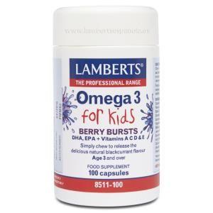 Omega 3 For Kids