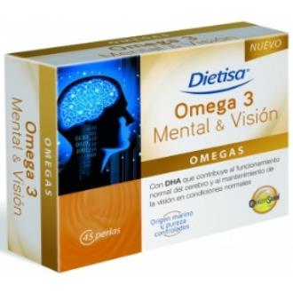 omega 3 mental vision