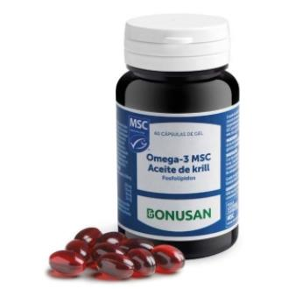 omega 3 msc aceite de krill