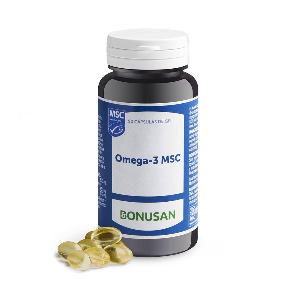 omega 3 msc