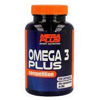 Omega 3 plus competition