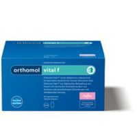 orthomol vital f 15sobres