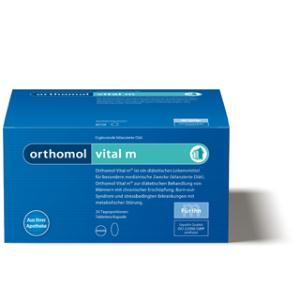 Orthomol Vital M 30viales