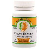 papaya enzimas