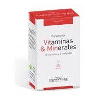 Physiomance Vitaminas y Minerales