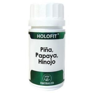 piña papaya hinojo