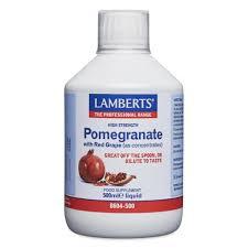 pomegranate lamberts
