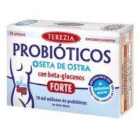 probioticos y seta de ostra