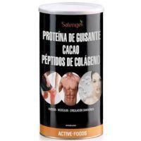 proteina de guisante cacao