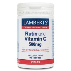 rutina y vitamina c