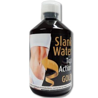 slank water top action gold