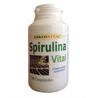 spirulina vital 180comp