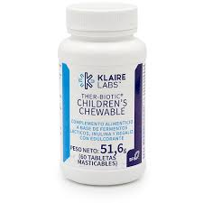 ther-biotic childrens chewable