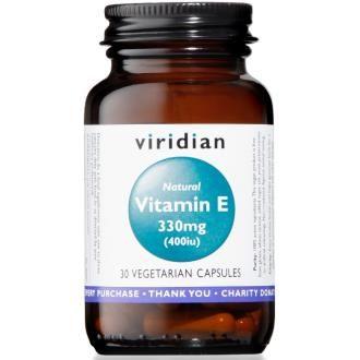 Vitamina E Viridian