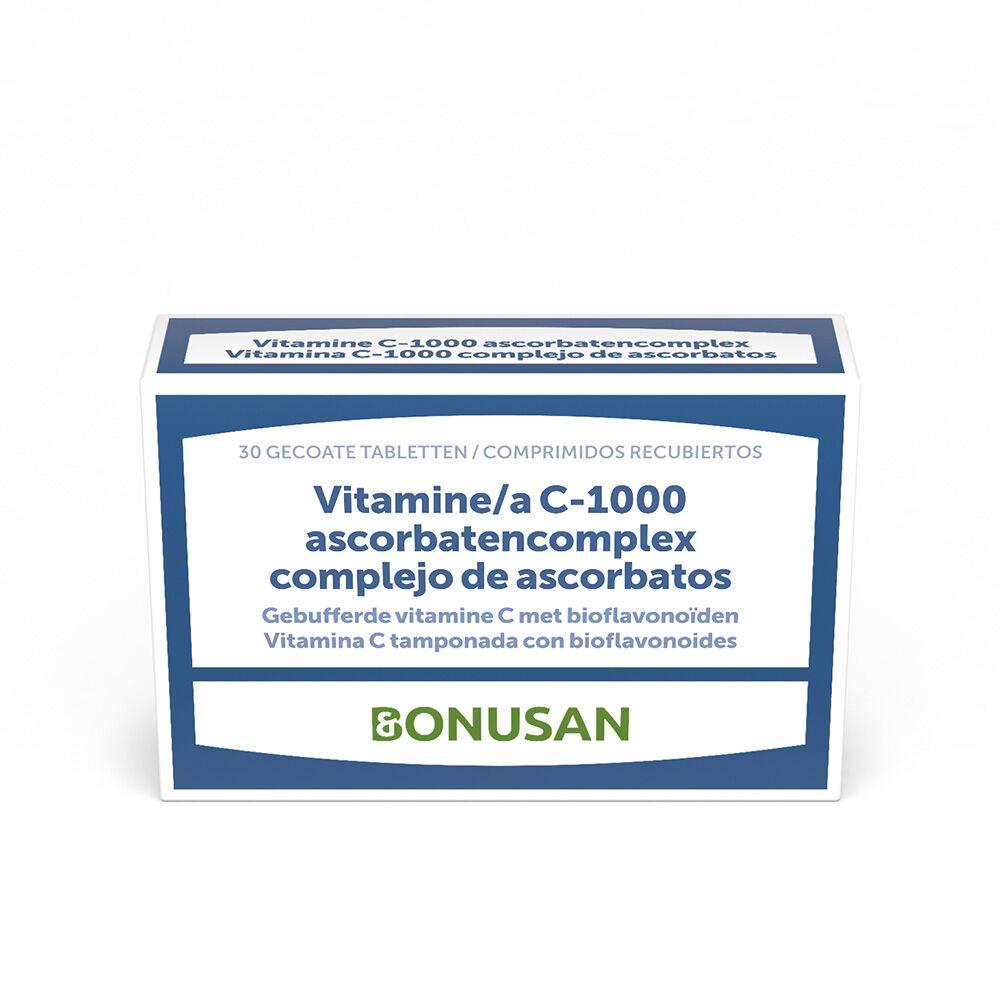 vitamina c 1000 complejo
