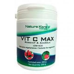 vitamina c max polvo nkw