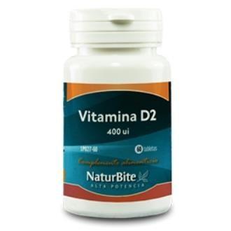 Vitamina D2 NaturBite