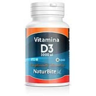 Vitamina D3 NaturBite