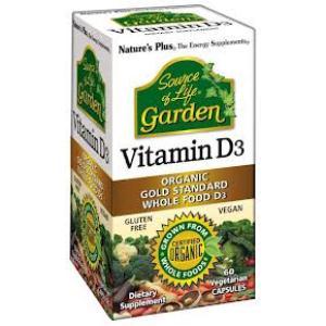 vitamina d3 natures