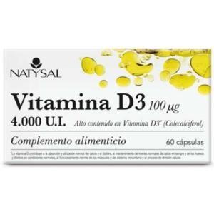 Vitamina d3 Natysal