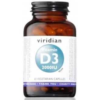 Vitamina d3 Viridian