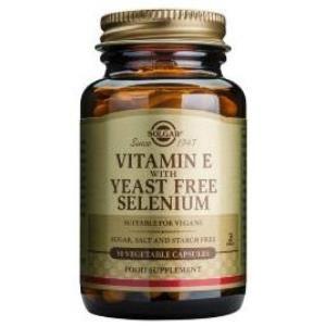 vitamina e selenio