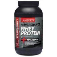 whey protein lamberts fresa