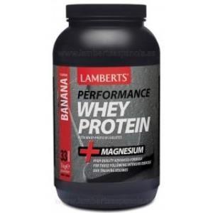whey protein lamberts platano