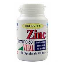 zinc vital